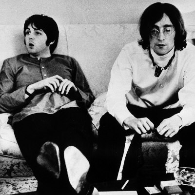 From The Time They Were Teenagers John Lennon And Paul McCartney Had Been Credited Together For Songs That Either Of Them Written