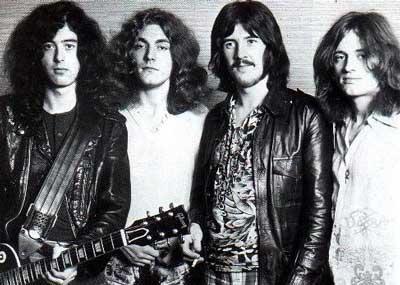 Led Zeppelin Album Oriented