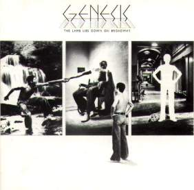 Genesis - The Lamb Lies Down On Broadway - 11/18/1974