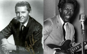 Jerry Lee Lewis & Chuck Berry