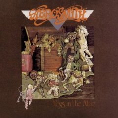 Aerosmith - Toys In the Attic - 4/8/1975