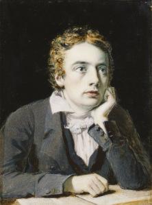 John Keats - if beauty is truth, then you must be a liar...